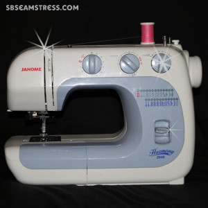 Tools-sewing-machine